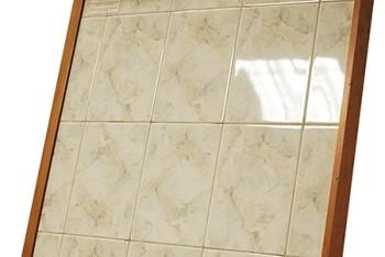 Бикоттура представляет собой керамическую эмалированную плитку
