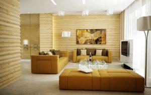 Декоративные панели для стен под дерево