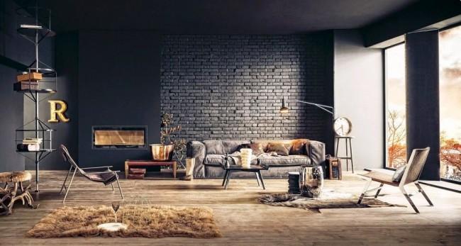 Декоративный кирпич для внутренней отделки - прекрасный способ стать обладателем декоративной кирпичной стены