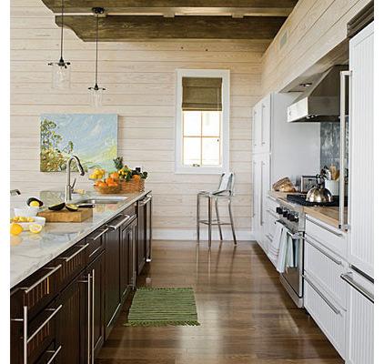Рекомендации по отделке кухни пластиковыми панелями, фото дизайна готовых вариантов