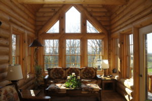 Внутренняя отделка дома фото
