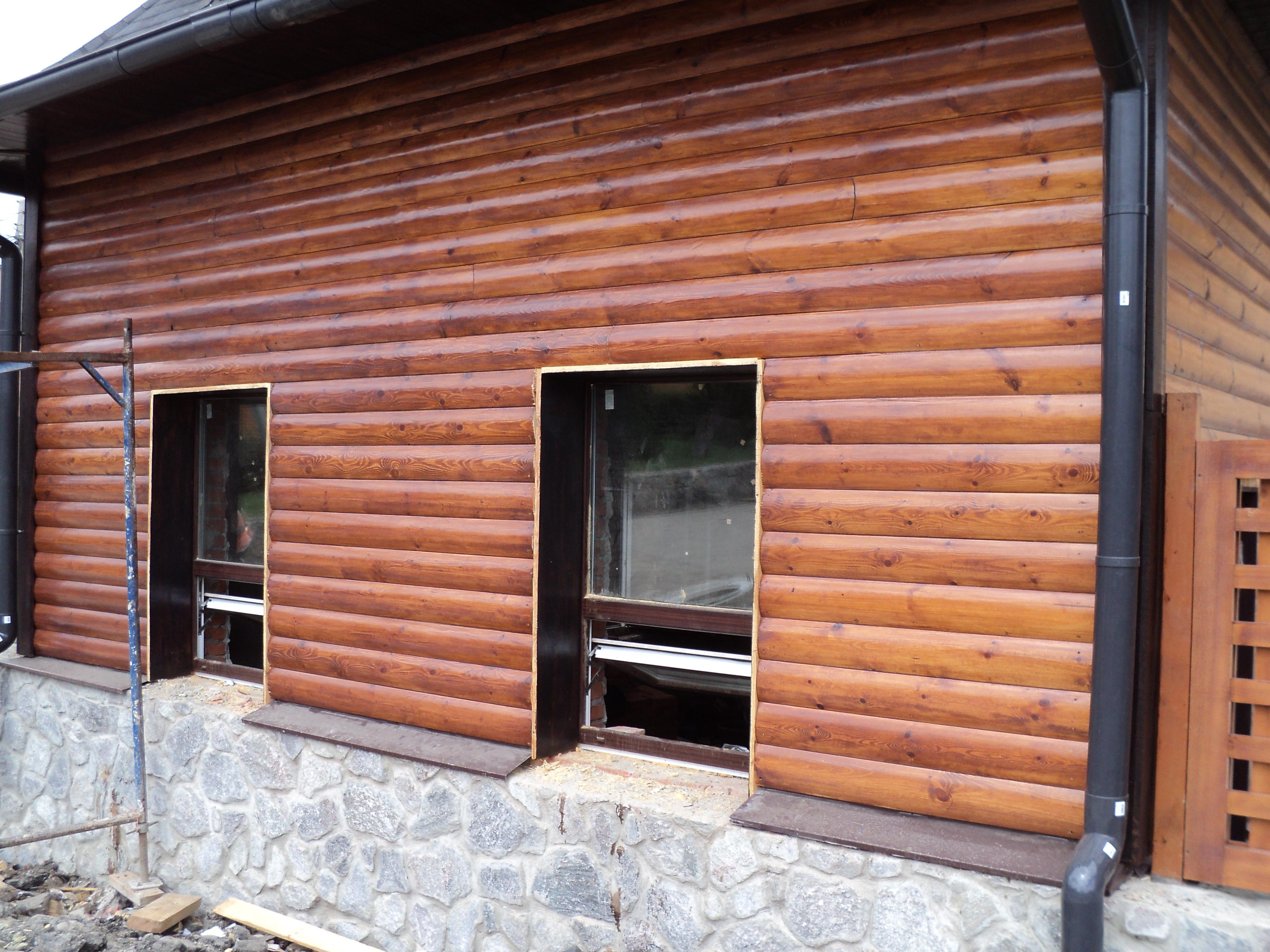 Школа ремонта отделка блок хаусом