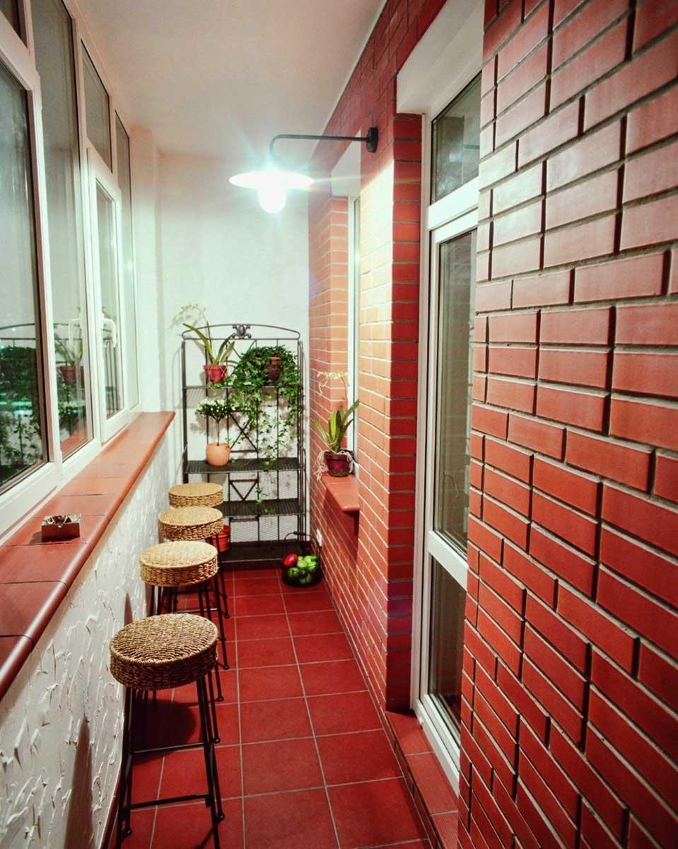 Ремонт балкона идеи