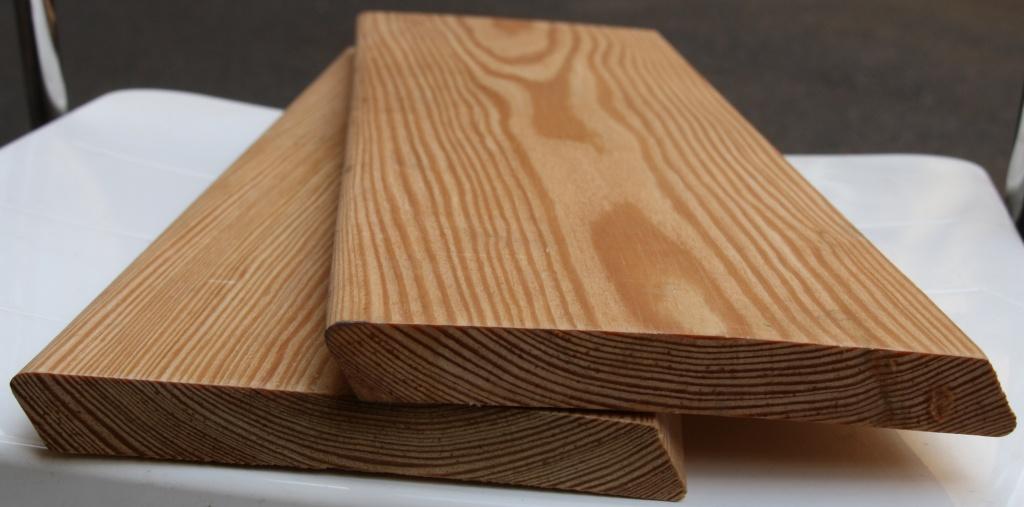 Фасадные деревянные панели