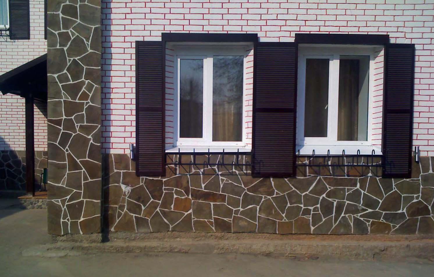 Ремонт фасада здания дефектная ведомость