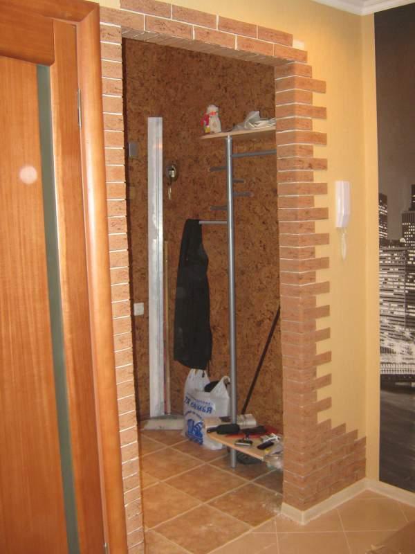 Правильный выбор и монтаж гибкой плитки под кирпич для внутренней отделки