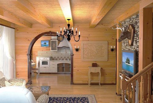 Идеи оформления частного дома