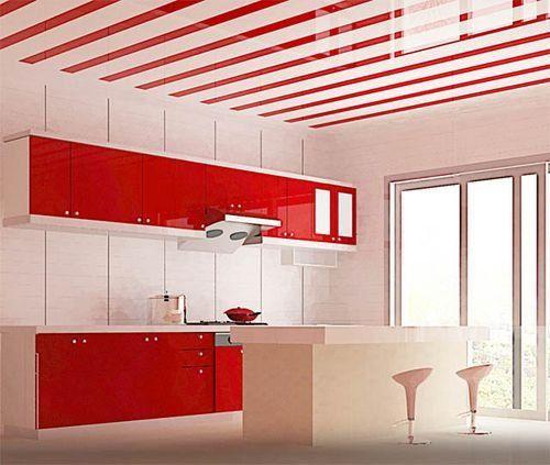 Использование панелей для кухни