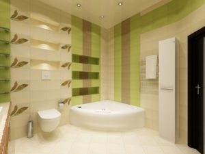 Как устанавливаются ПВХ-панели в ванной комнате