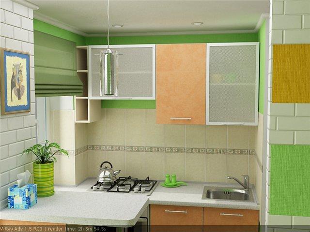 Какими материалами выполнить ремонт на кухне