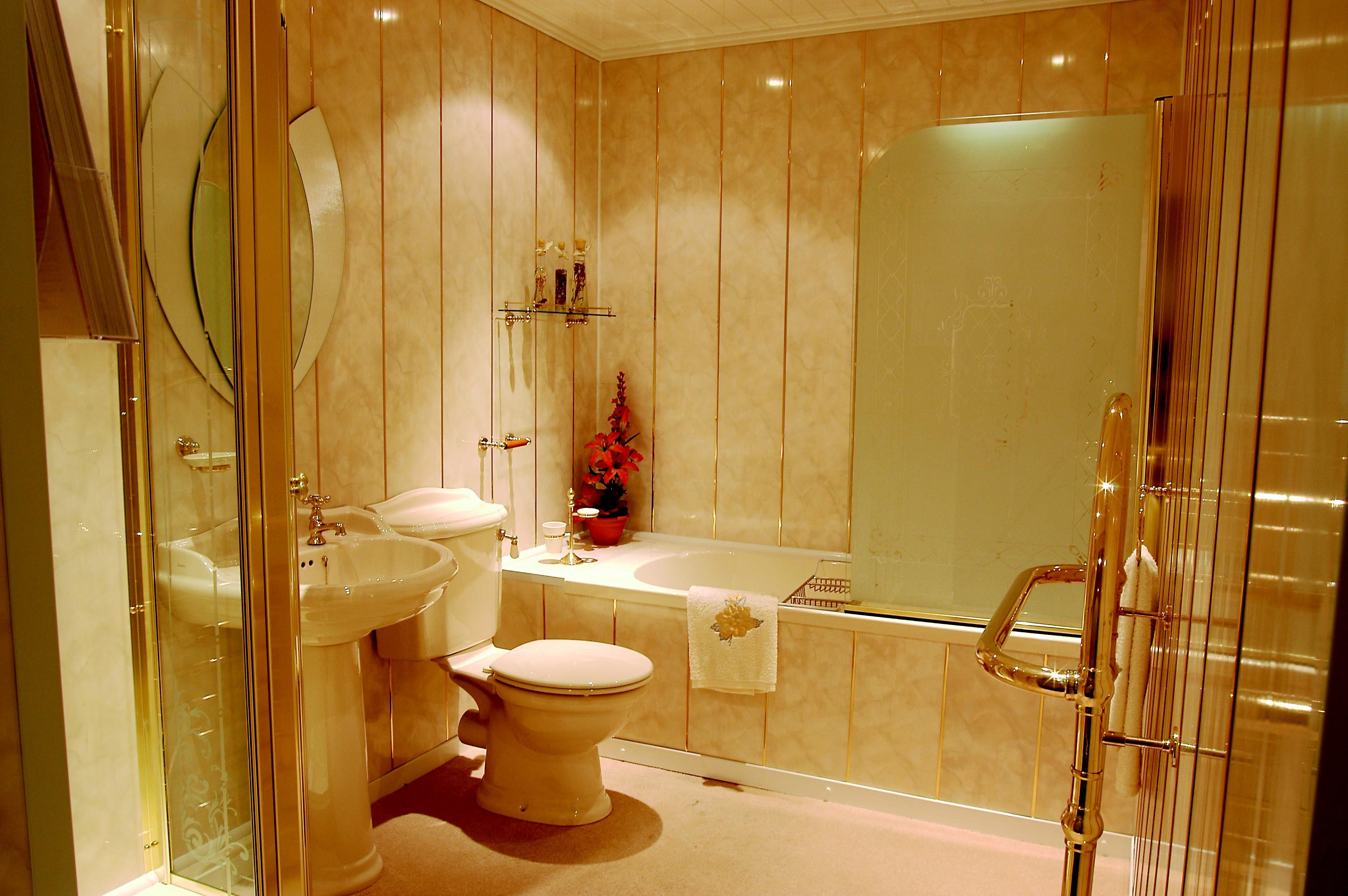 Как сделать ремонт своими руками в ванной комнаты