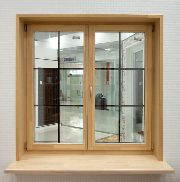Откосы на деревянные окна