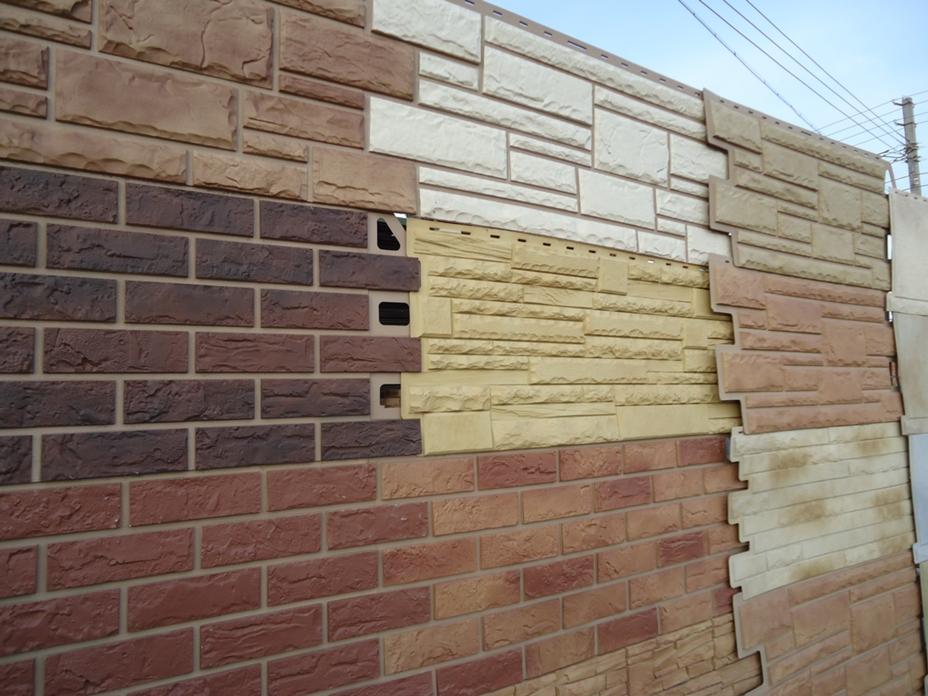 Отделка стен под кирпичную кладку, советы по выполнению рабо.