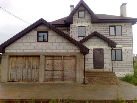 Пеноблоки для строительства дома