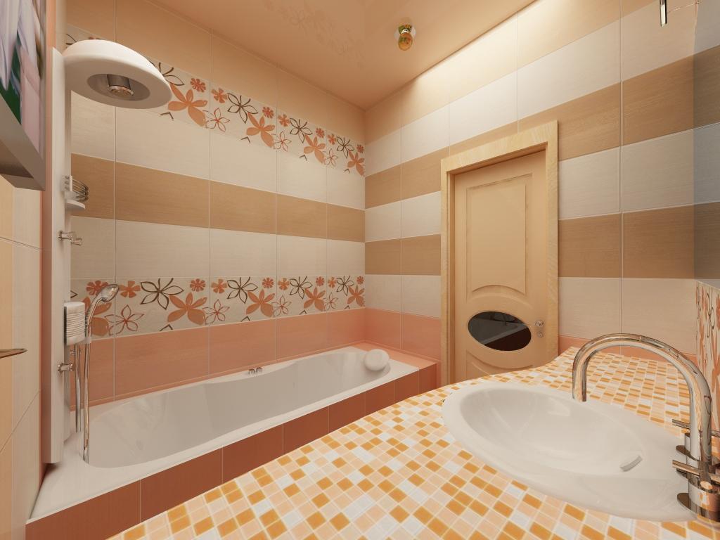 Подбор плитки для ванной