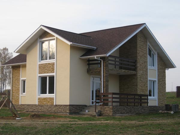 Преимущества использования газобетонных блоков при строительстве