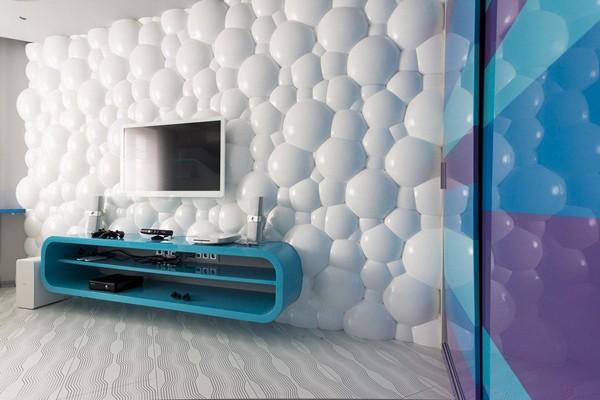 Стеновые 3d панели