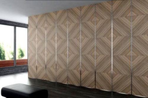 Стеновые листовые панели