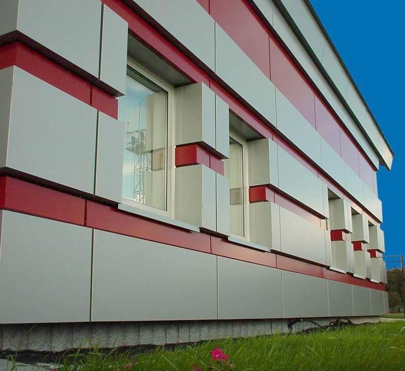 Современные материалы для отделки фасадов домов, фото вариантов