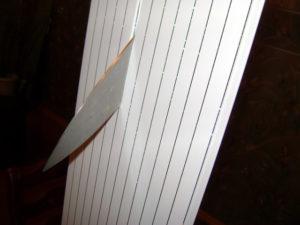 Инструменты для резки панелей