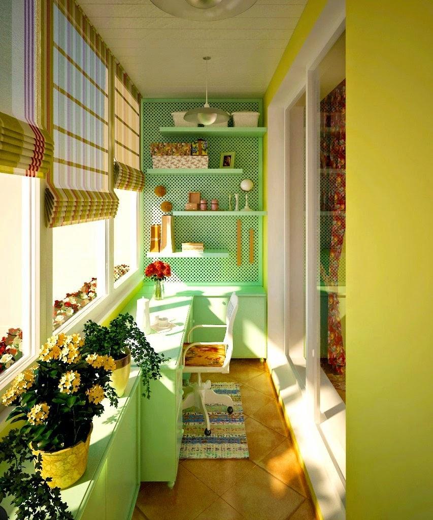 Интересные идеи по отделке балконов, фото вариантов calypsocompany.ru