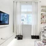 Дизайн красивой белой квартиры