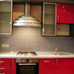 Как создать дизайн, если квартирв имеет красный цвет