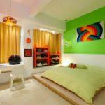 Как выбрать дизайн зеленой квартиры