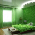 Несколько принципов красивого оформления дизайна зеленой квартиры