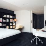 Принцип оформления дизайна квартиры в нейтральном белом цвете