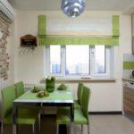 Сочетание цветов в дизайне квартиры зеленого цвета