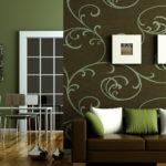 Варианты оформления квартиры зеленого цвета