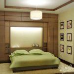 Зеленый вариант дизайна квартиры