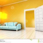 дизайн желтой квартиры