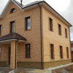 Как оформить современный дизайн бежевого дома