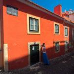 Дизайн экстерьера оранжевого дома