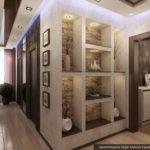 Дизайн интерьера бежевой квартиры