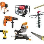 Инструменты для дома и строительства