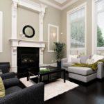Как красиво оформить дизайн серой квартиры