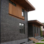 Как оформить дизайн черного дома