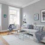 Как правильно создать привлекательный дизайн серой квартиры
