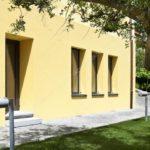 Как создать дизайн дома в желтом цвете