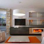 Как выбрать дизайн оранжевой квартиры