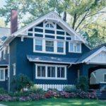 Лучшие цвета для создания дизайна дома синего цвета