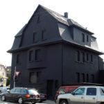 Оформляем дизайн черного дома