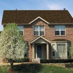 Оформляем дизайн коричневого дома