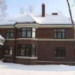Оформляем правильно дизайн коричневого дома