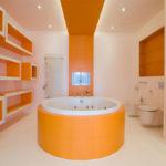 Оранжевая квартира