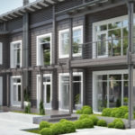 Подибираем дизайн серого дома