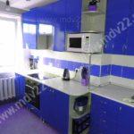Правила создания дизайна синей квартиры